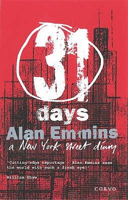 31 Days by Alan Emmins