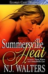Summersville Heat (Summersville Secrets, #1-2)