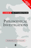 Philosophical Investigations & Philosophische Untersuchungen