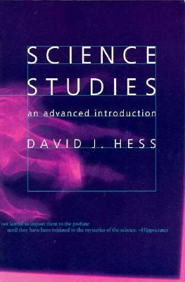 Science Studies: An Advanced Introduction