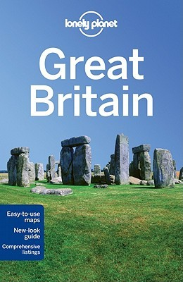 Lonely Planet Great Britain by David Else