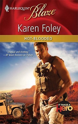Hot-Blooded by Karen Foley