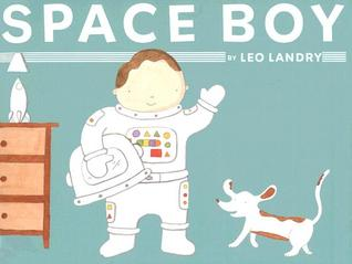 Space Boy by Leo Landry