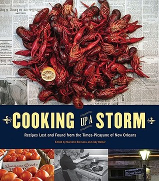 Cooking Up a Storm by Marcelle Bienvenu
