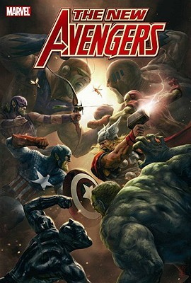 The New Avengers Hardcover Collection Vol. 5 by Brian Michael Bendis