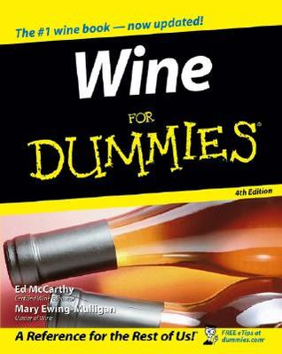 Wine for Dummies by Ed McCarthy