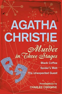 Murder In Three Stages by Agatha Christie
