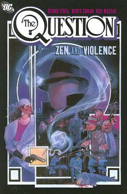 The Question, Vol. 1: Zen and Violence