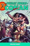 The Savage Sword of Conan, Vol. 8