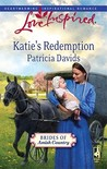 Katie's Redemption (Brides of Amish County, #1)