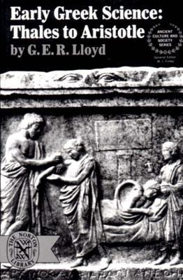 Early Greek Science by Geoffrey E.R. Lloyd