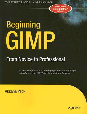 Beginning Gimp by Akkana Peck