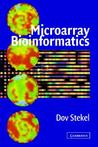 Microarray Bioinformatics by Dov Stekel