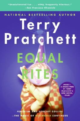 Equal Rites (Discworld, #3)