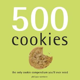 500 Cookies by Philippa Vanstone
