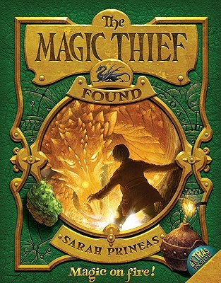 The Magic Thief:  Found (Magic Thief #3)