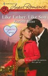 Like Father, Like Son (Diamond Legacy, #3)