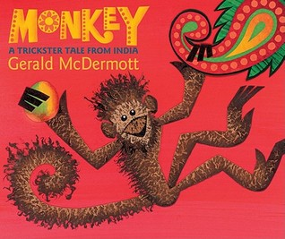 Monkey by Gerald McDermott