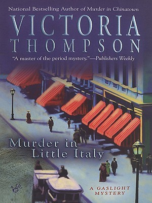 Murder in Little Italy (Gaslight Series #8)