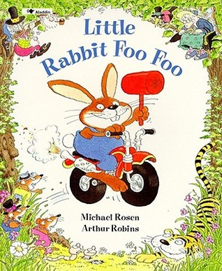 Little Rabbit Foo Foo-Best books for 3 year olds