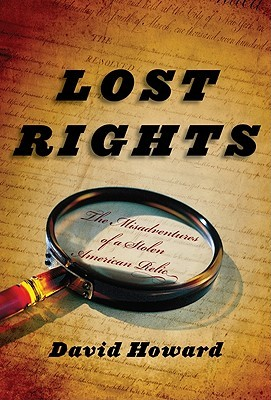 Lost Rights by David  Howard