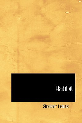 Babbit by Sinclair Lewis