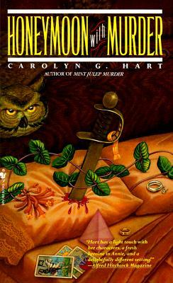 Honeymoon With Murder by Carolyn G. Hart