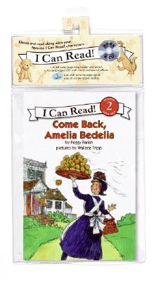 Come Back, Amelia Bedelia Book and CD: Come Back, Amelia Bedelia Book and CD