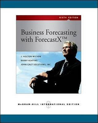 Business Forecasting with Forecastx