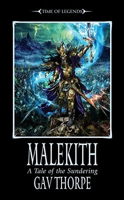 Malekith by Gav Thorpe
