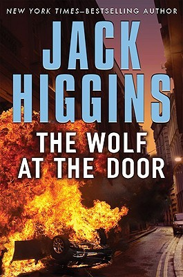 The Wolf at the Door by Jack Higgins