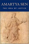 The Idea Of Justice by Amartya Sen