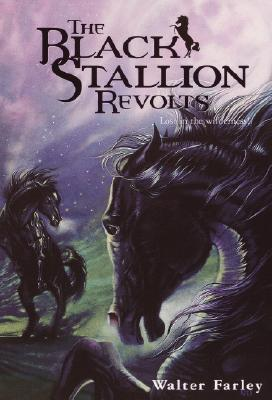 The Black Stallion Revolts (The Black Stallion, #9)