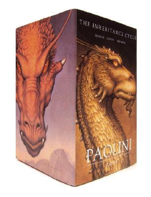 Eragon, Eldest & Brisingr by Christopher Paolini