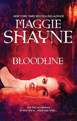 Bloodline by Maggie Shayne