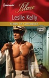 Terms of Surrender (Harlequin Blaze) (Uniformly Hot!, #18)