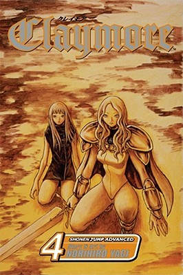 Claymore, Vol. 04 by Norihiro Yagi