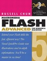 Flash 5 Advanced for Windows and Macintosh Visual QuickPro Guide (With CD-ROM)