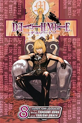 Death Note, Vol. 8 by Tsugumi Ohba