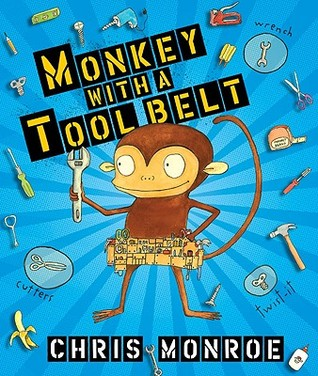 Monkey with a Tool Belt by Chris Monroe