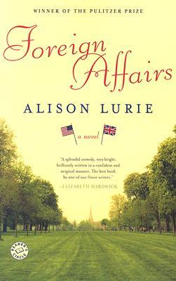 Foreign affairs / Alison Lurie