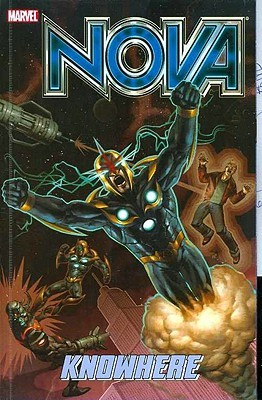 Nova, Vol. 2 by Dan Abnett