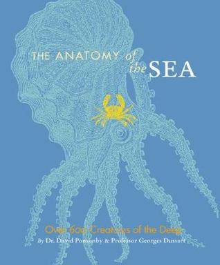 The Anatomy of the Sea: Over 600 Creatures of the Deep