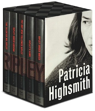 The Complete Ripley Novels by Patricia Highsmith