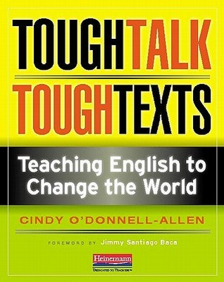 Tough Talk, Tough Texts by Cindy O'Donnell-Allen