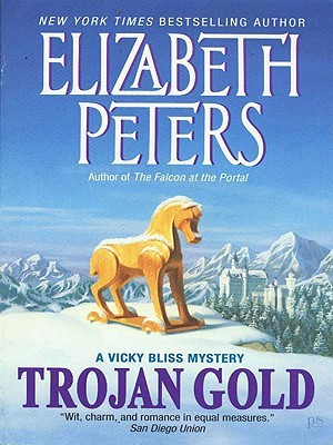 Trojan Gold (Vicky Bliss, #4)