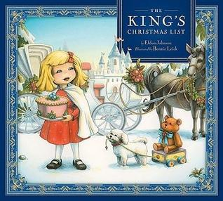 The King's Christmas List by Eldon Johnson