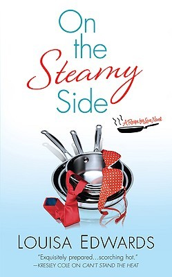 On the Steamy Side (Recipe for Love, #2)