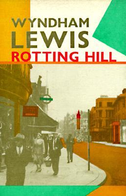 Rotting Hill by Wyndham Lewis