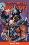 The Savage Sword of Conan, Vol. 9
